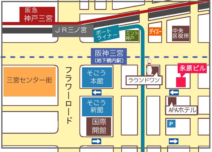 フィティンデザイン事務所マップ